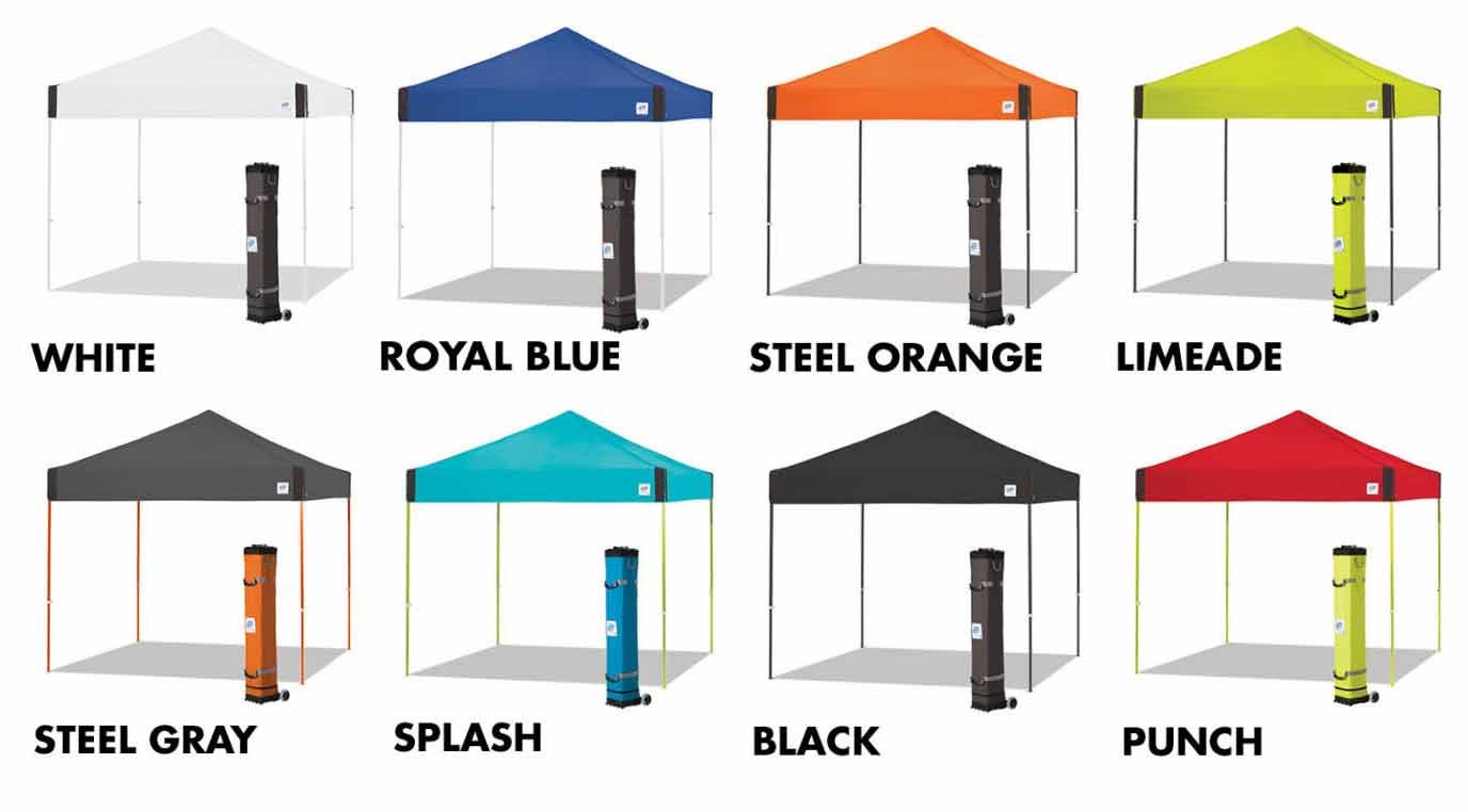 Ez Up Pyramid 3 10 X 10 New Colors And Features Free