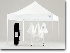 EZ UP Canopy Tent 10u0027 X 10u0027 Enterprise III Top Replacement 375 Denier : ez up canopy tents - memphite.com