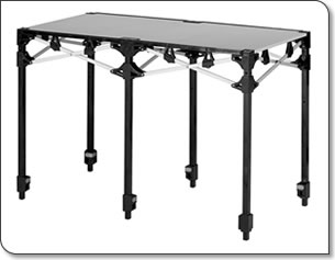 E-Z UP Instant Table - 2u0027x4u0027  sc 1 st  EZ Up Canopy Tents & UP Instant Table - 2u0027x4u0027