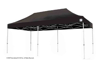 EZ Up Canopy Tent Eclipse III Steel Frame 10 X 20
