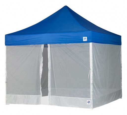 Zika Protection Screened Tent  sc 1 th 214 & E-Z Up Canopies | Pop Up Tents Custom Printed Canopies