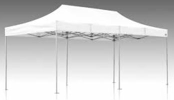 EZ UP Canopy Tent Eclipse III Aluminum 10u0027 X 20u0027 : pop up 10x20 canopy - memphite.com