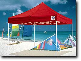Ez Up Tent. eclipse iii aluminum 10 x10 & Ez Up Custom 5 X 5 Vue Popup Tent Canopy With Petco Logo. Purple ...