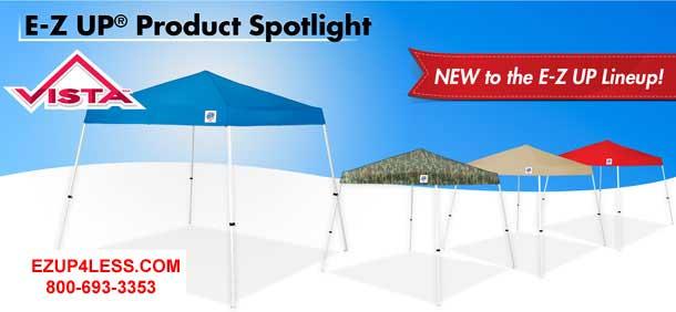 sc 1 st  EZ Up Canopies & 12x12 EZ Up Vista u0026 Regency Canopy Tents